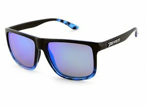 New-Peppers-Dividend-Sunglasses-Shiny-Black-to-Blue-Tort-Fade-with-Brown-Lens