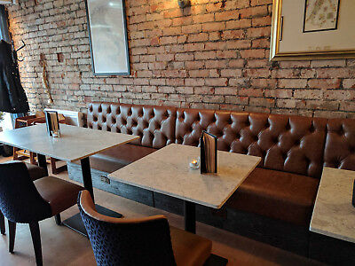 Fitted Banquette Seating Bench Booths Pub Restaurant