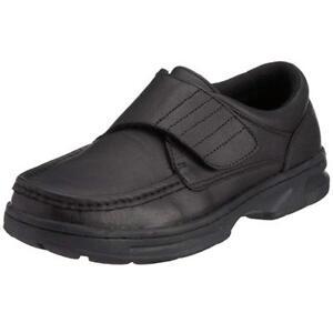 Garçons Dr École Noir Hommes Confort Cuir Chaussures Texas' Keller' Travail 7dwxxp5HqB