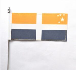 Scilly Isles 5/'x3/' Flag Lighthouse Cornwall Cornish British County