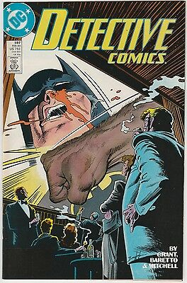 Enthusiastic 4 Detective Comics Dc Comic Books # 597 598 599 600 Batman Blind Justice Tw43 Fragrant Aroma Other Bronze Age Comics Collectibles