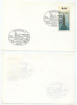 06419 - Sst: Numisphila - Treffen Der Arge Jugoslawien - Bochum 11.2.1979 Diversifizierte Neueste Designs
