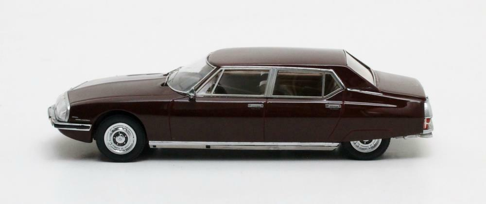 Citroën SM Opera Chapron 4-door  Maroon  1971 1971 1971 (Matrix 1 43   MX10304-012) 9a5076