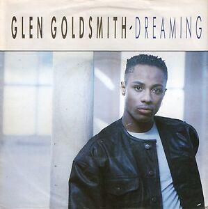 GLEN-GOLDSMITH-dreaming-instrumental-PB-41711-uk-rca-1988-7-034-PS-EX-VG-neo-soul
