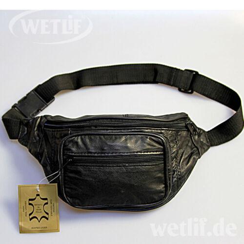 Herren Bag Gürteltasche Bauchtasche Schultertasche echt Leder 0705 a b c,