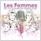 Les Femmes de La Chanson Francaise by Various Artists (CD, Jun-2014)