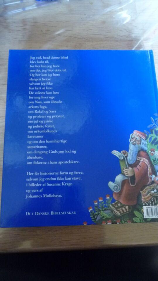 Børnebiblen, Johannes Møllehave - Susanne Krage, genre: