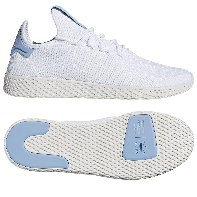 Adidas ORIGINALS PHARRELL WILLIAMS HU TENNIS TRAINERS schuhe schuhe schuhe herren SUMMER COMFY PW   7902cf