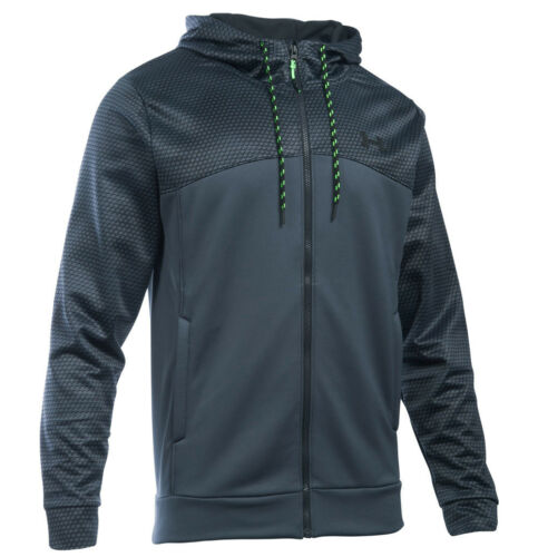 Under Armour Storm AF Icon FZ Hoodie Zip Uomo Giacca Con Cappuccio Giacca