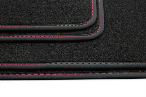 05//2011-2018 Ganzjahres Fußmatten für Audi A6 4G C7 ab Bj