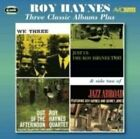 Three Classic Albums Plus (We Three/Just Us/Out of the Afternoon) by Roy Haynes (CD, Aug-2013, Avid Jazz)