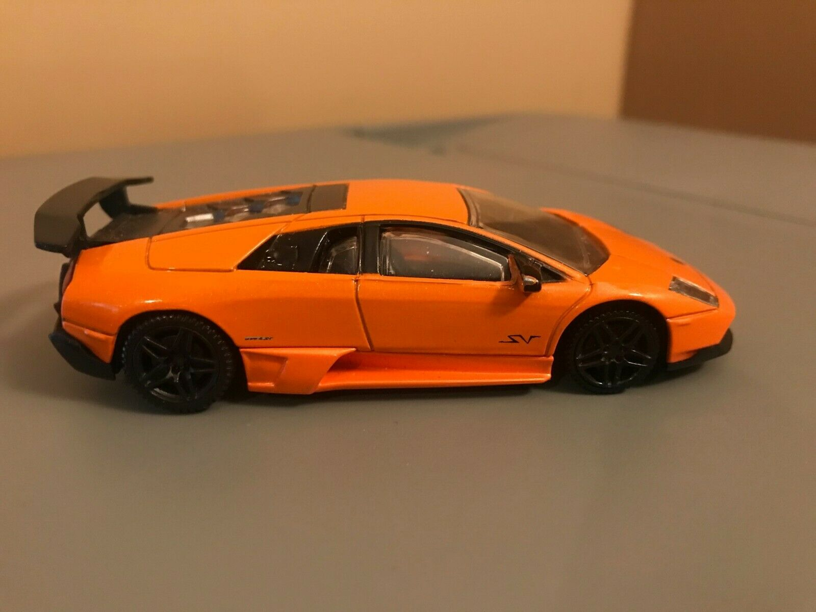 Lamborghini Murcielago Lp670 4 Sv Arancio Atlas Orange 1 43 By Autoart 54627 For Sale Online Ebay