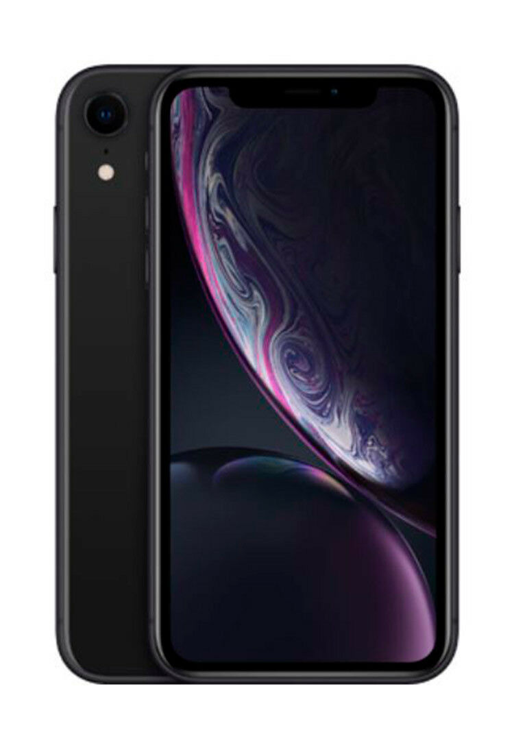 iPhone: APPLE IPHONE XR 64GB BLACK 6.1  NUOVO NERO GAR 24 MESI SMARTPHONE 64 GB X R