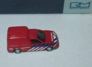 Rietze-16980-Volkswagen-Caddy-Brandweer-Nl-1-160-Neuf-Emballage