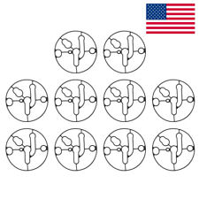 10x Float Bowl Gasket For Briggs /& Stratton 695426 USA