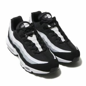 Men S Nike Air Max 95 Essential Classic Trainers Sneakers Black