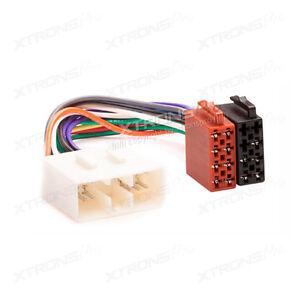 impreza cd radio stereo wiring harness adapter lead loom car stereo radio wiring harness adapter iso loom