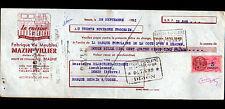 """BEAUNE (21) USINE de MEUBLES """"LA CUISINE BOURGUIGNONNE / MAZIN & VILLIER"""" en1951"""