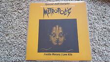 "Freddie MERCURY-Love Kills 12"" US PROMO"