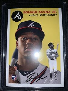 2018-Topps-Throwback-Thursday-Ronald-Acuna-Jr-RC-Card-256-Rookie-SP-Braves