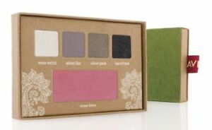 AVEDA-A-Gift-of-Twinkling-Eyes-Eye-Shadow-Palette-Face-Accent-Gift-Set-NEW