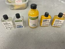 Dental Laboratory Yellow Die Space And Thinner Used