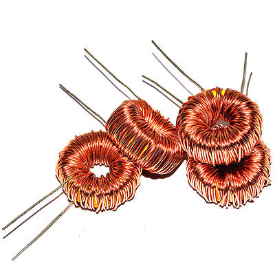 20Pcs Toroid Core Inductor Wire Wind Wound for DIY--220uH 3A mah good quality