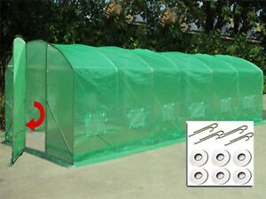 3-Sizes-Poly-Tunnel-Polytunnel-Pollytunnel-Polly-Tunnel-Greenhouse-Green-House