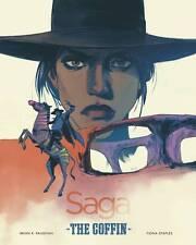 Saga #43 1:100 Color Incentive Print! Image Comics Pre-sell 5-31-17