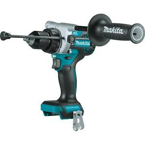 "Makita XPH14Z 18V LXT Li‑Ion Brushless 1/2"" Hammer Driver Drill New Tools"