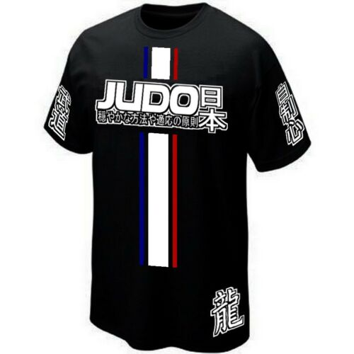 T-Shirt JUDO ART-MARTIAL JAPAN JAPON NIPPON