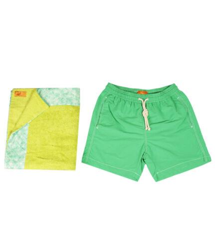 handdoekmaat Smlxlxxl Jm Green Beach en Icon zwembroek badmode set 8wPkN0OXn
