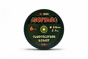 Shimano Aspire Fluocarbon 50m 0,14mm Fluorocarbon Made in Japan NEW m 0,16€