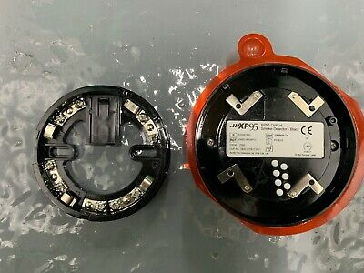 Apollo XP95 Optical Smoke Detector BLACK 55000-660 Choice of Optional BLACK Base