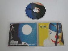 THE CURE/WILD MOOD SWINGS(FICTION FIXCD 5317932) CD ALBUM