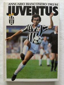 ANNUARIO-BIANCONERO-JUVENTUS-1983-1984-83-84-MICHEL-PLATINI-TRAPATTONI