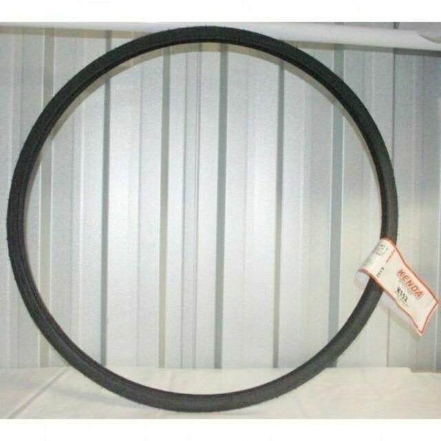 2 X Kenda k152 700 x 25 c Slick Tread K Shield Road Racing Bike tyre black kt78b