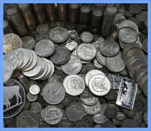 MASSIVE-ESTATE-SALE-BULLION-UNCIRCULATED-US-COINS-RARE-SILVER-HOARD-MIXED-LOTS