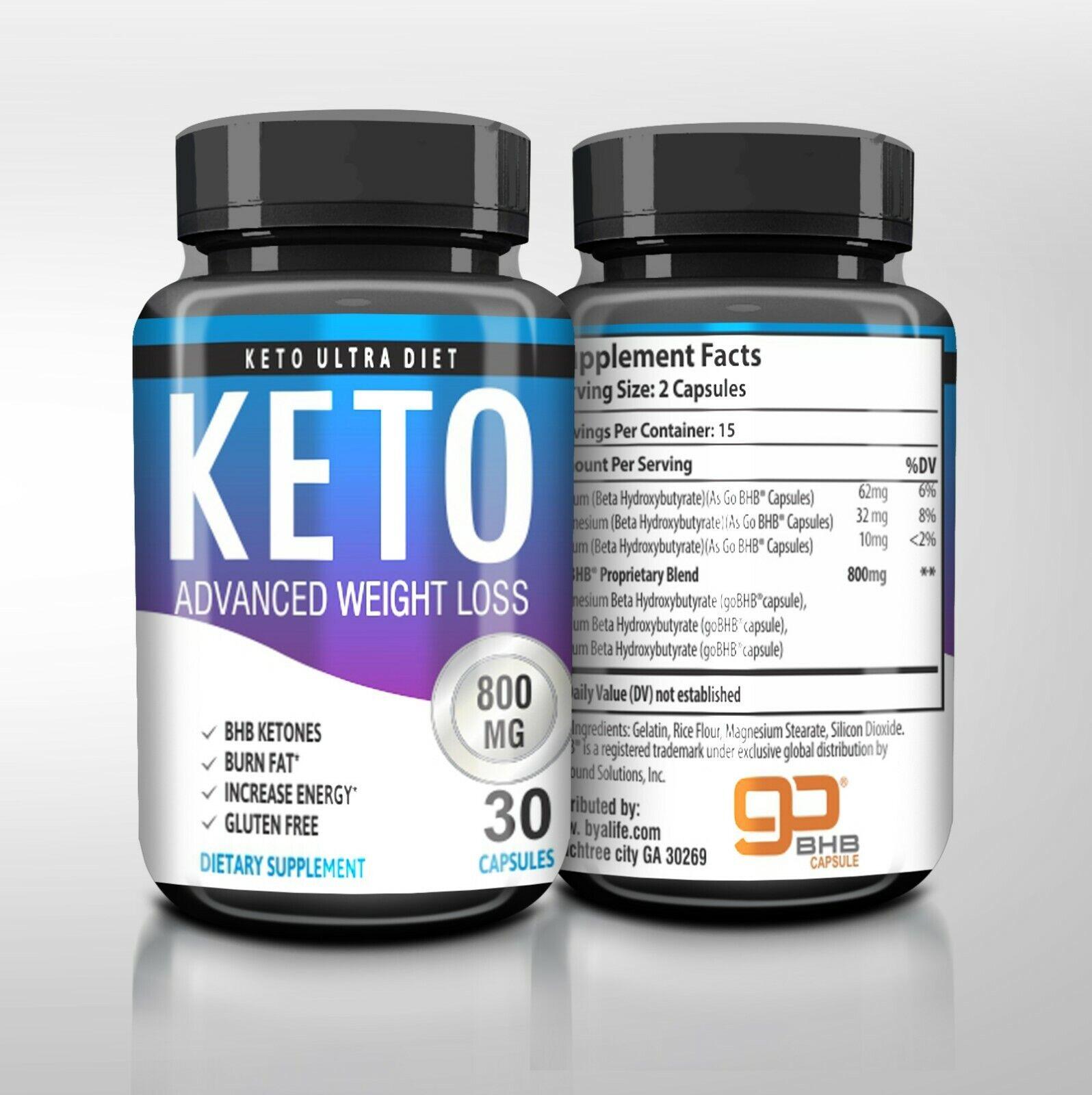Keto Burn Diet Pills 800 Mg Weight Loss Supplements To Fat Burn