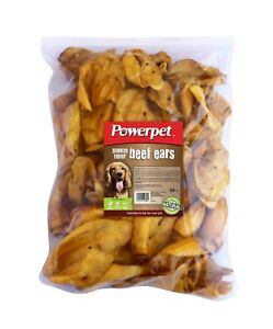 All-Natural-Beef-SMOKED-Cow-Ears-DOG-Treats-50-count