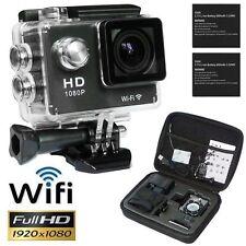 WIFI SJ4000 Waterproof Sports Action Camera Travel Kit DV 1080P Full HD Cam Set