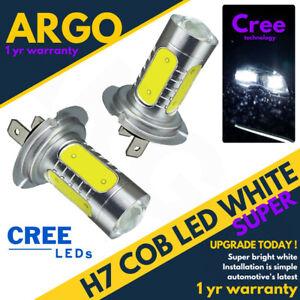H7-Cob-Cree-Led-Smd-Super-Bright-White-Headlight-Headlamp-Main-Dipped-Beam-Bulbs