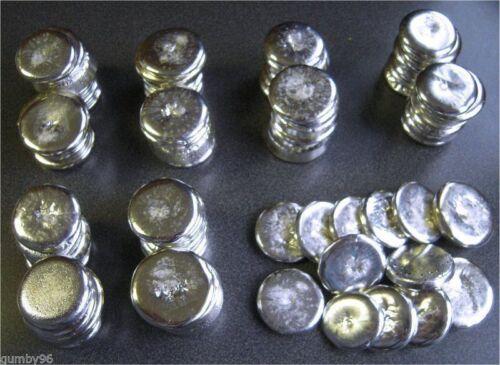 grams lb 1//2 Pound TIN metal ROUND ingots 99.97/% pure Bullion Ingot 226.8