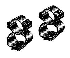 "1/"" MODEL KS-94-AJ ANGLE EJECT KWIK-SITE SEE THRU SCOPE RINGS WIN 94"