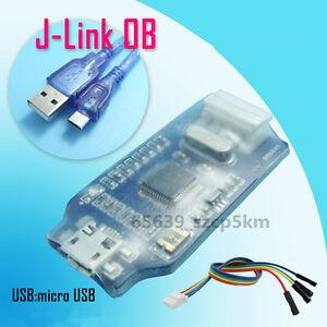 New J-Link OB ARM Debugger Programmer Downloader replace v8