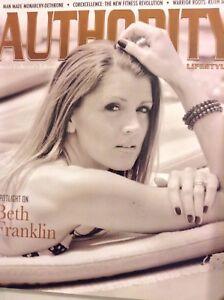 Authority Magazine Beth Franklin 2010 Issue 100417NONRH | eBay