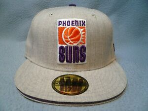 New-Era-59fifty-Phoenix-Suns-Heather-Slice-BRAND-NEW-Fitted-cap-hat-NBA