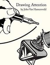 Drawing Attention, Van Hamersveld, John, Very Good Book