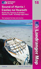 Sound of Harris, North Uist, Taransay and St.Kilda by Ordnance Survey (Sheet map, folded, 2002)