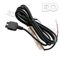 Hardwire Car Charger Cable For Garmin Zumo 400 450 500 550 660 665 Gps Mount Kit